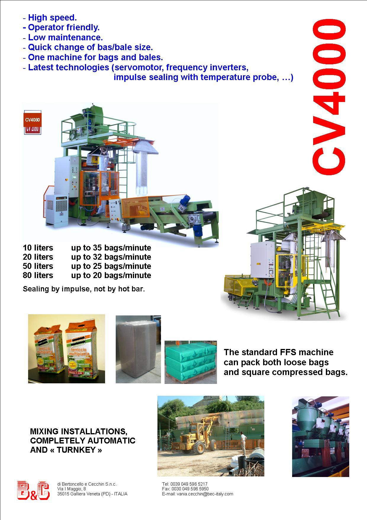Ingl Cv4080dnpress80